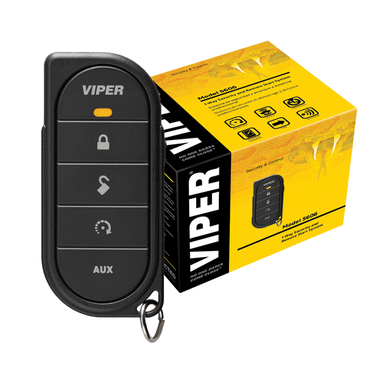 Viper Value 1 Way Security Remote Start System