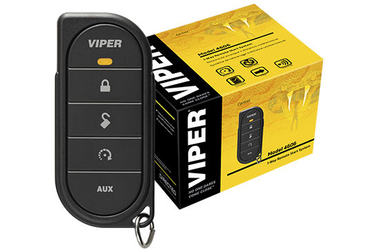 Value 1-Way Remote Start System
