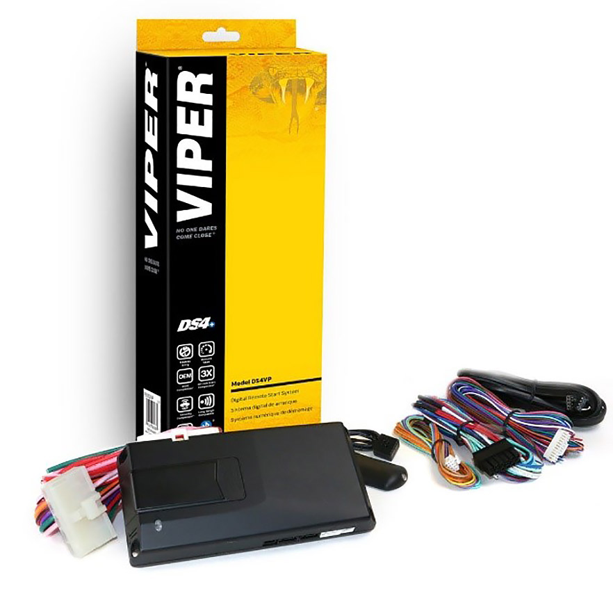 Viper Connect Digital Remote Start System