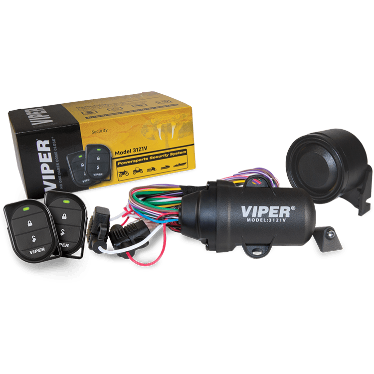 Viper Powersports Security System