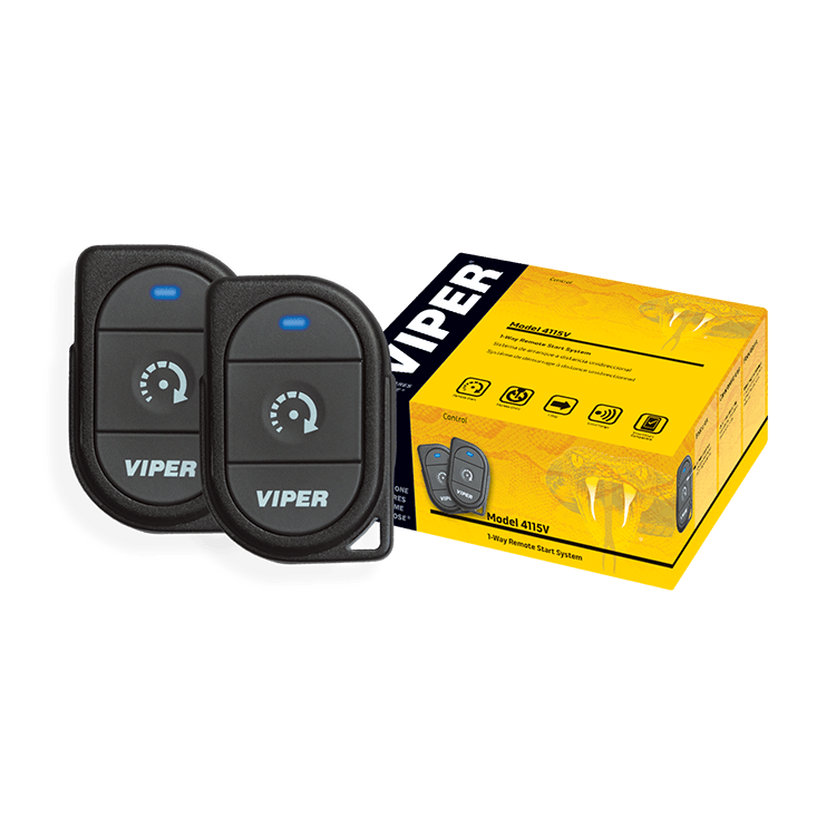Viper Basic 1 Way One Button Remote Start System
