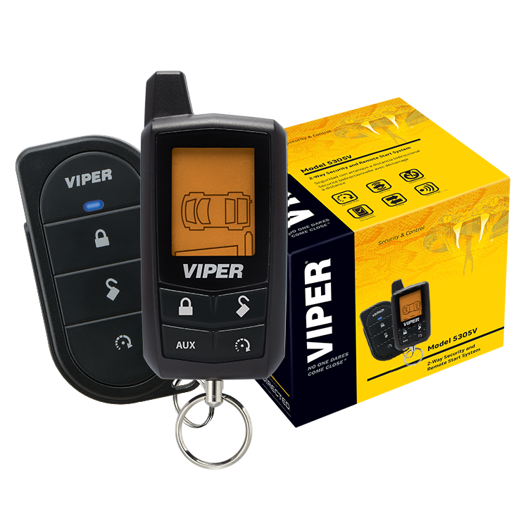 viper 5305v 2 way lcd vehicle car alarm keyless entry. Black Bedroom Furniture Sets. Home Design Ideas