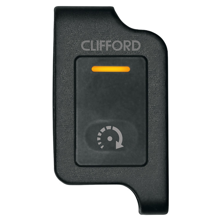CLIFFORD 7816X 2WAY / 1BUTTON REMOTE 1MILE RANGE