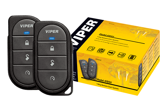 Entry Level 1-Way Remote Start System
